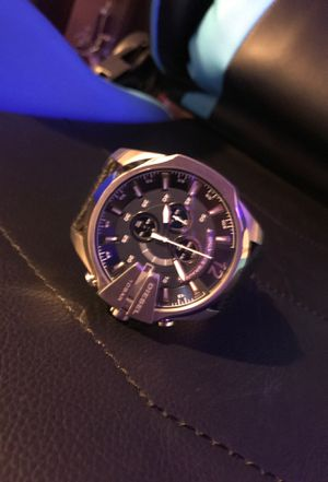 Diesel watch -Perfect condition only used once for Sale in San Angelo, TX