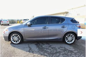 2012 Lexus CT200h HYBRID - great on gas! for Sale in Tacoma, WA