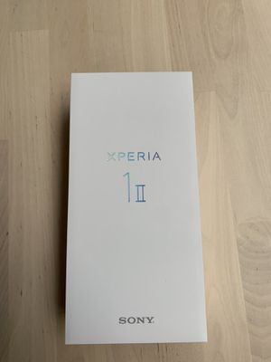 Brand New Sony Xperia 1 Mark II for Sale in Fairfax, VA