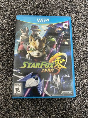 Star Fox Zero Nintendo Wii U for Sale in Springfield, MO