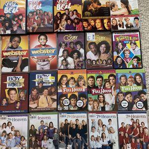 Dvd Box Set Assortment (Sitcom, Superhero And More) for Sale in White Lake charter Township, MI