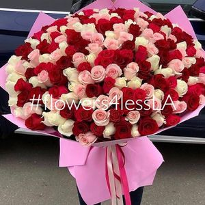 Flowers 200 Roses Bouquet for Sale in Los Angeles, CA