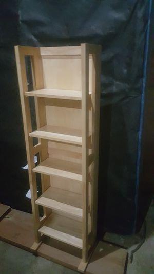 Folding wooden shelf for Sale in St Louis, MO