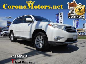2012 Toyota Highlander for Sale in Ontario, CA