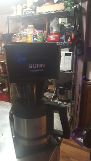 Bunn Thermo Fresh Coffee Maker for Sale in Morgantown, WV
