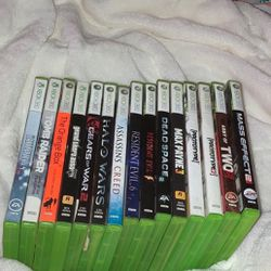 Xbox 360 Games for Sale in Buena Park,  CA