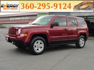 2014 Jeep Patriot for Sale in Monroe, WA