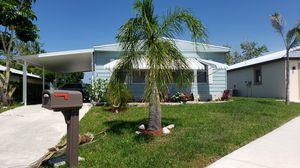 55+ Community Ft Pierce 2/2 on water for Sale in Vero Beach, FL