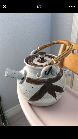 Teapot pottery for Sale in Laguna Niguel, CA