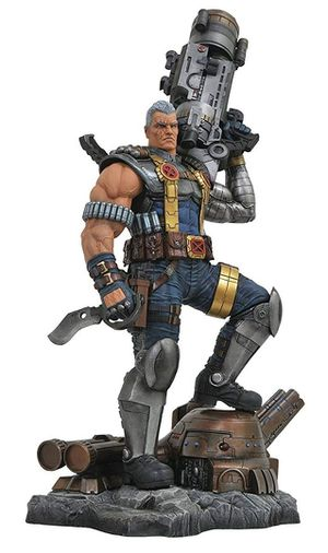 Marvel Premier Collection Cable Statue for Sale in Anaheim, CA