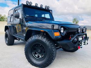2005 Jeep Wrangler for Sale in San Jose, CA
