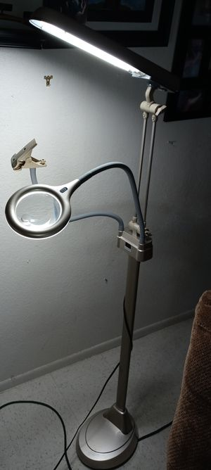Otto 3 in 1 Craft Lamp for Sale in Mesa, AZ