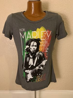 Bob Marley and The Wailers Women's Large T-shirt. Good condition. for Sale in Parkland, FL