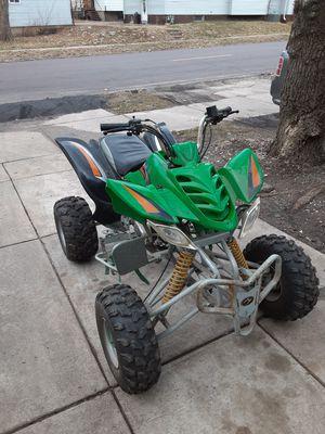 125cc atv 4 wheeler or quad for Sale in Peoria, IL