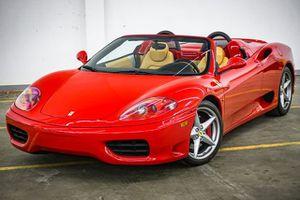2005 Ferrari 360 Spider for Sale in Stafford, VA