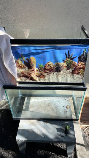 Fish or reptile tanks for Sale in Anaheim, CA