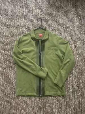 Supreme zip up polo for Sale in San Diego, CA