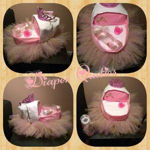 Baby Shower Diaper Bassinet for Sale in La Vergne, TN