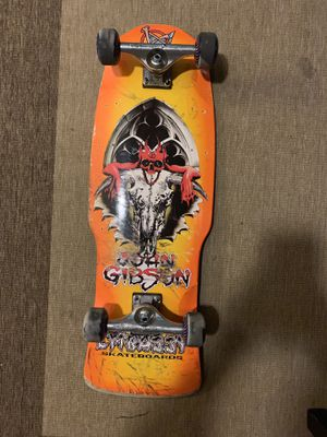 Zorlac Embassy John Gibson Skateboard complete for Sale in Charlotte, NC