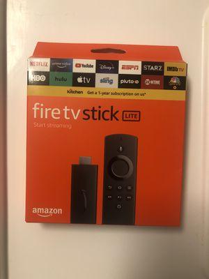 Amazon firestick for Sale in Houston, TX