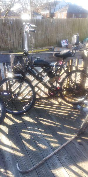 Motorized bikes Cannondale bike for Sale in Detroit, MI