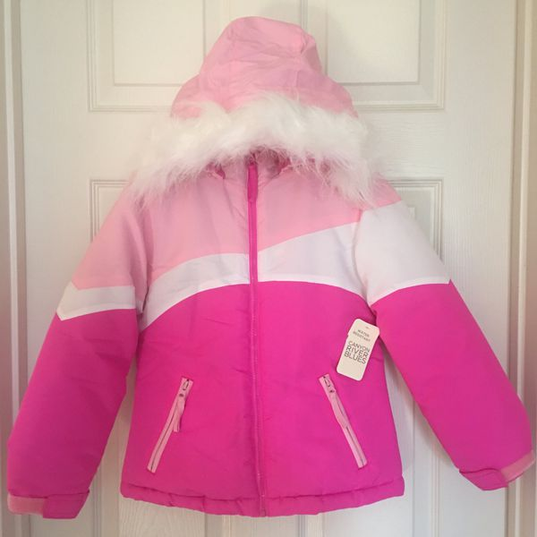 Girls winter Jacket (New with Tags) - Size 7-8