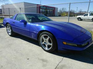 $2500 down payment today/95 Chevy Corvette no credit check and no proof of income needed to purchase today for Sale in San Antonio, TX