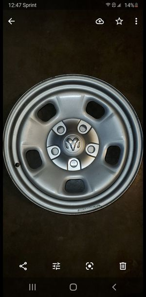 Rims for Dodge Ram 17 inch for Sale in Santa Ana, CA