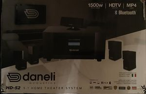 Dandelion Home Theater System Trade,Obo for Sale in San Antonio, TX