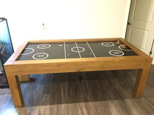Restoration Hardware Air Hockey table for Sale in Newport Beach, CA