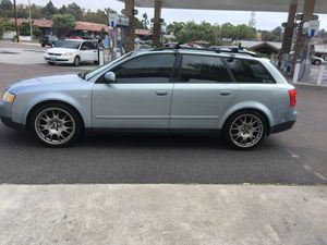 2004 Audi A4 1.8l turbo avant 6sp for Sale in Encinitas, CA