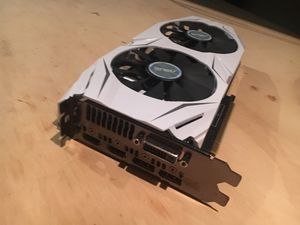 ASUS GTX 1060 6GB for Sale in Markesan, WI