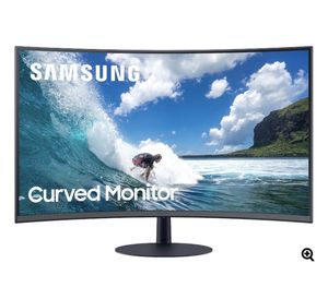 "Samsung 32"" T55 Curved Monitor for Sale in Abington, PA"