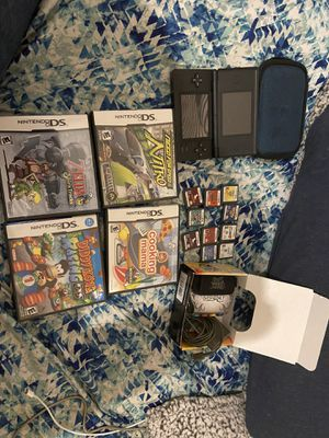 Nintendo ds and games for Sale in Lexington, SC