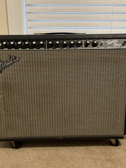 Fender Twin Amp Professional Tube Amp for Sale in Hendersonville,  NC