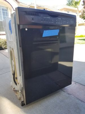Ge electric oven and whirlpool dishwasher and ge gas stove for Sale in Modesto, CA
