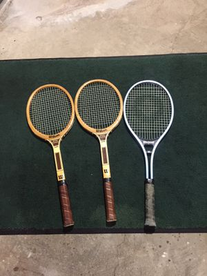 3 Tennis Rackets for Sale in Denver, CO