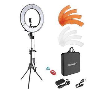 "Neewer Ring Light Kit:18""/48cm Outer 55W 5500K Dimmable LED Ring Light, Light Stand, Carrying Bag for Camera,Smartphone,YouTube,TikTok,Self-Portrait S for Sale in Houston, TX"