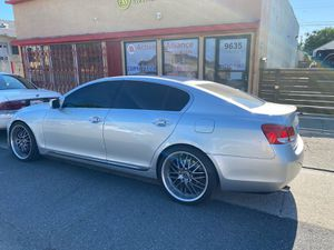 Lexus gs300 rims is250 is350 gs350 gs400 5 lug kia Optima mustang cts 5 lug 5x114.3 for Sale in Los Angeles, CA