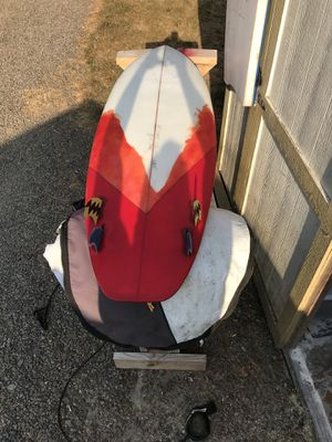 "Fish Surfboard 5'10"" for Sale in Portland, OR"
