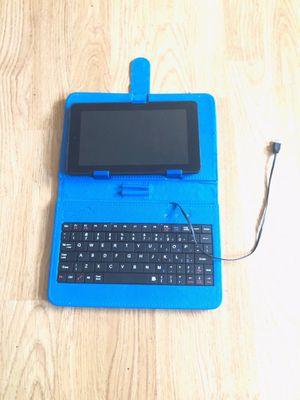 Kindle fire & case w/ keyboard for Sale in Long Beach, CA