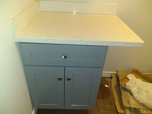 Bathroom and kitchen quartz countertops for Sale in Home, WA