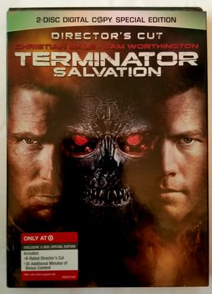 Terminator Salvation Director's Cut for Sale in Olympia, WA