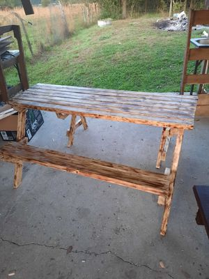 Transforming picnic table for Sale in Bartow, FL