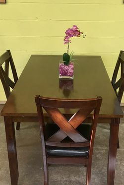 Dining table with 3 chairs for Sale in San Diego,  CA