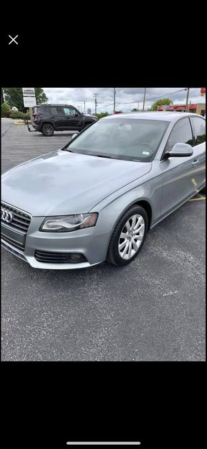 2009 Audi A4 for Sale in Mitchell, IL