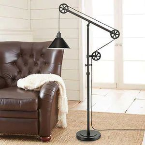 NEW! Industrial Pull Floor Lamp for Sale in New York, NY