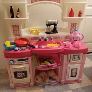 "Step 2 Kitchen for kids. 👉 38""x34"" for Sale in Rancho Cucamonga, CA"