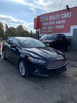 2014 Ford Fusion for Sale in Detroit, MI