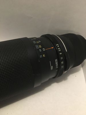 Pentax Asahi 210mm Lens for Sale in Anchorage, AK